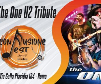 Locali - The ONE U2 Tribute: opening Molly's Chamber