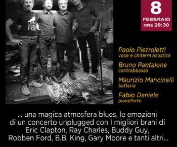 Concerti: The Blues Way acoustic quartet