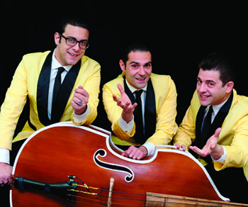 Locandina: Bevo Solo Rock'N'Roll al Cotton Club