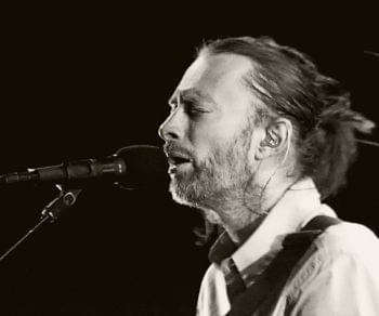"Locandina: Thom Yorke ""Tomorrow Modern Boxes tour"""