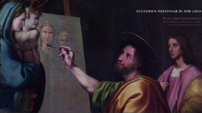 Mostre - Raffaello. L'Accademia di San Luca e il mito dell'Urbinate