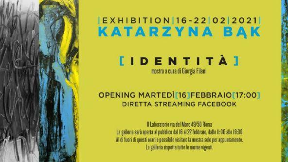 Gallerie - Identità . Katarzyna Bak