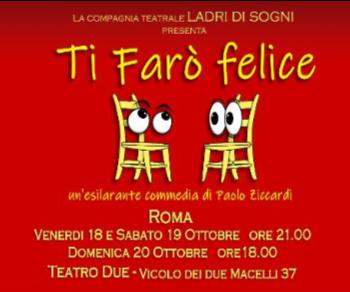 Una commedia napoletana dove bene e male, amore e invidia e un pizzico di cattiveria si incontrano
