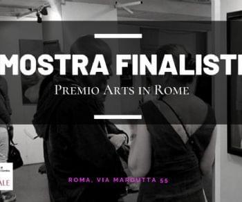 Gallerie - Mostra Finalisti Premio Arts in Rome
