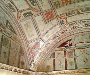 Locandina evento: Tombe di Via Latina. Apertura Straordinaria