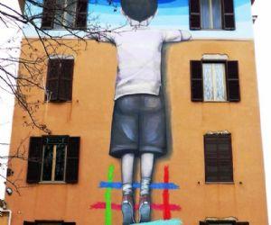 La street art che sta cambiando il volto della capitale