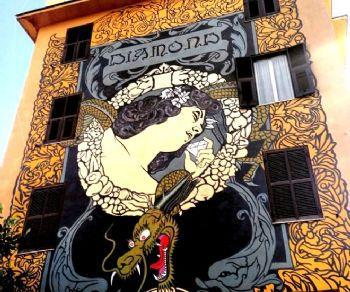 Visite guidate - Street Art a Roma: Big City Life a Tor Marancia