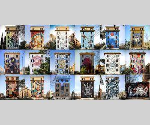 """Visite guidate: """"Big City Life"""" un progetto corale di arte urbana partecipata"""