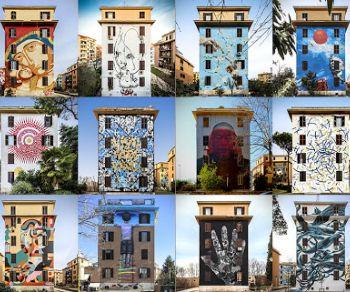 Visite guidate - Visita guidata ai Murales di Tor Marancia