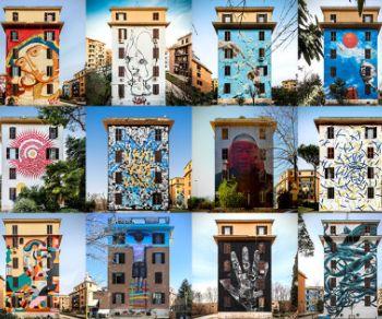 Visite guidate: Street Art a Tor Marancia