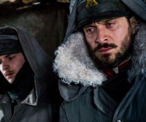 Claudio Santamaria presenta l'ultimo film di Ermanno Olmi