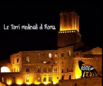 Visite guidate: Le Torri medievali di Roma