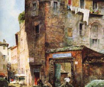 Visita guidata al chiaro di luna Roma