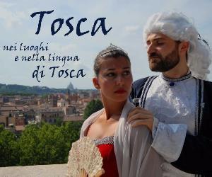 Visite guidate: Tosca, nei luoghi e nella lingua di Tosca