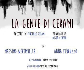 Racconti di Vincenzo Cerami adattati da Aisha Cerami