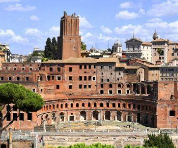 Bambini e famiglie: I Mercati di Traiano, la Casa dei Cavalieri di Rodi e la Torre delle Milizie