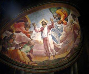 Visita guidata a San Pietro in Montorio e al Tempietto del Bramante