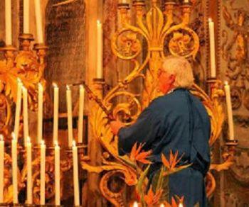 """Locandina evento: Tradizioni trasteverine: Giovedì Santo e veglia delle """"Quarantore"""""""