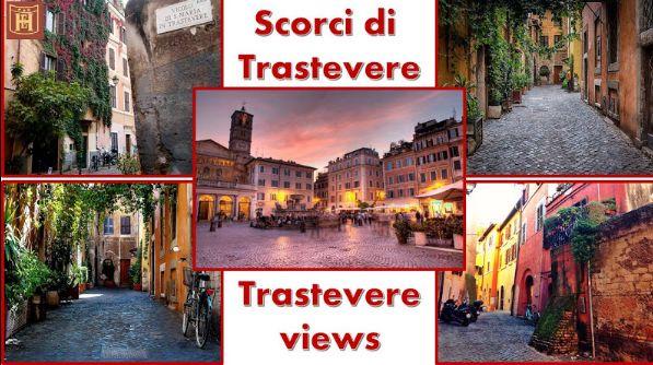 Visite guidate - Rione Trastevere: oltre la cartolina