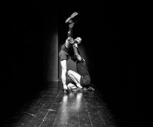 Spettacolo che è il compimento dello studio con il quale il duo vinse DNAppunti coreografici 2016