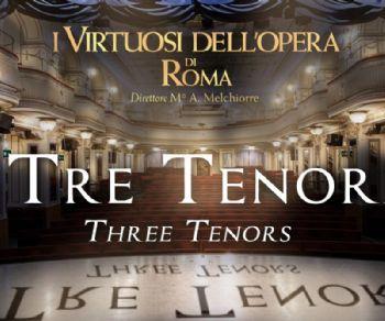 Concerti - Tre Tenori