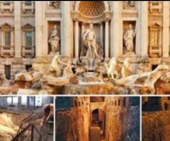 Visite guidate - Trevi: la Fontana e la sotterranea Città dell'Acqua Vergine