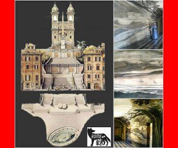 Visite guidate - Il Refettorio di Andrea Pozzo e le Anamorfosi del Convento di Trinità dei Monti