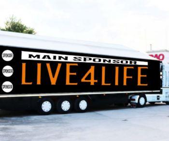 Spettacoli - Live4Life. Dal vivo sotto casa tua