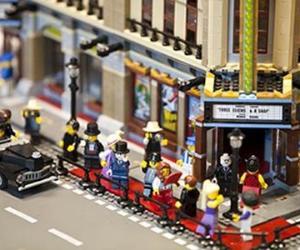 Mostre: City Lego®
