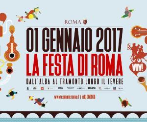 Capodanno: La festa di Roma