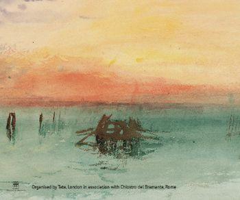 Per la prima volta in mostra a Roma una raccolta di opere esclusive dell'artista inglese Joseph Mallord William Turner