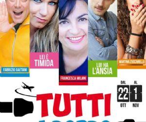 Una commedia scritta e diretta da Luca Giacomozzi