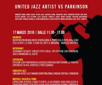 United Jazz Artist VS Parkinson
