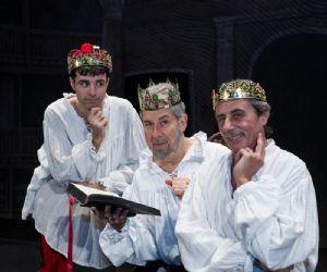 Spettacoli: Tutto Shakespeare in 90 minuti