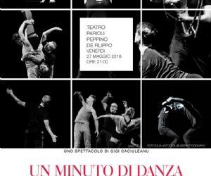 Spettacoli: Un minuto di danza o...UFFA!!!