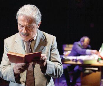 Massimo Dapporto al Teatro Tor Bella Monaca