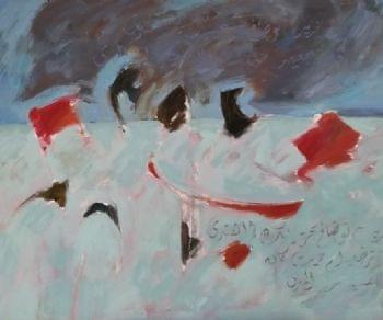 Personale dell'artista Nasser El Gilani