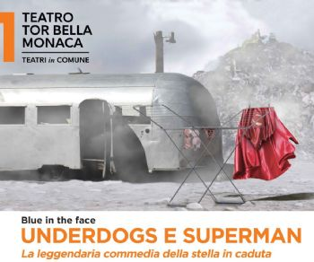 Locandina: Underdogs e Superman