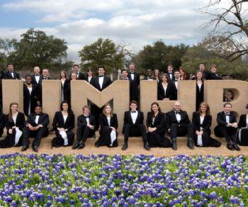 Con  University of Mary Hardin-Baylor Concert Choir
