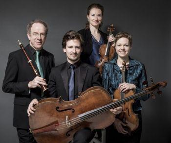 A Castel Sant'Angelo per la prima volta in Italia il Quartetto Bernardini per Sere D'Arte