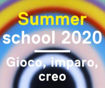 Bambini - La Summer School per bambine e bambini alla Galleria Nazionale