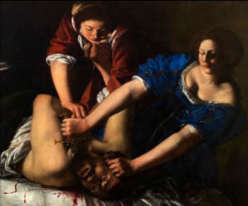 Visite guidate: Artemisia Gentileschi, il coraggio di essere donna