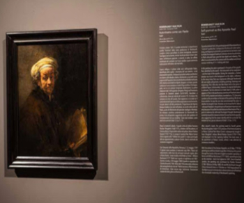 Mostre - Rembrandt alla Galleria Corsini