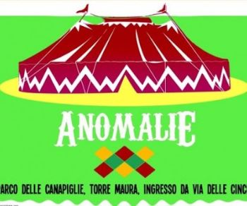 Festival: Anomalie 2020. La sperimentazione in periferia