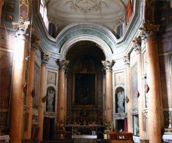 Visite guidate - Borromini architetto: la Chiesa di Santa Maria dei Sette Dolori