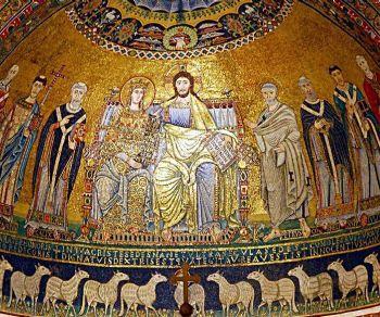 Santa Cecilia, Santa Maria in Trastevere e San Crisogono
