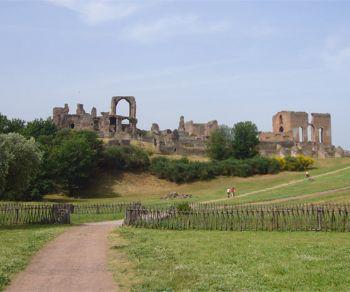 La Villa dei Quintili sull'Appia Antica