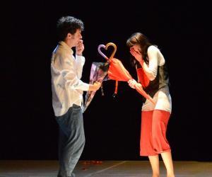 Spettacoli: Battimani e batticuore – io l'amore non lo capisco