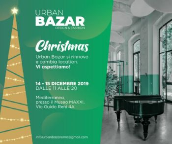 Fiere - Urban Bazar. Christmas time