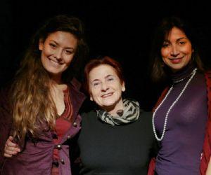 Spettacoli: Assenzio. Artemisia Gentileschi e Marietta Tintoretto al bar